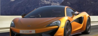 McLaren 570S Officially Unveiled