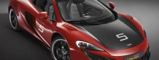 Official: McLaren 650S Can-Am