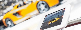 McLaren 650S Tablet App Offers New Configuration Possibilities