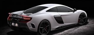 McLaren 675LT Officially Unveiled