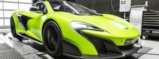 McLaren 675LT Gets a Boost from Mcchip