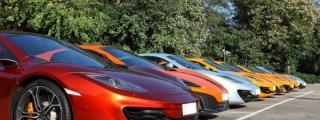 Gallery: McLaren Club Hong Kong Launch Drive
