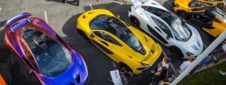 Gallery: Newport Beach is a McLaren Heaven!