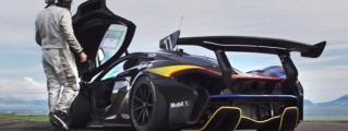 Evo Samples McLaren P1 GTR