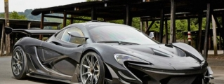 First Look: Road-Legal McLaren P1 LM