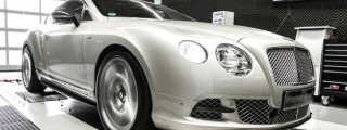 Bentley Continental GT W12 Boosted to 655 PS by Mcchip-DKR