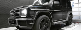 Mcchip Mercedes G63 AMG Pumped Up to 820 PS!