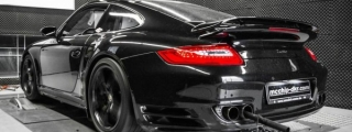 Mcchip Porsche 997 Turbo Boosted to 657 PS