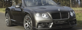 Mansory Bentley Continental Edition 50