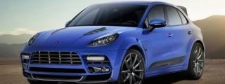 Preview: Mansory Porsche Macan