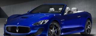 Maserati GranTurismo MC Centennial Revealed at NYIAS