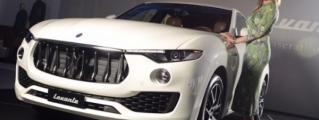 Gallery: Maserati Levante UK Debut