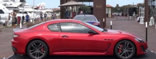 Sights and Sounds: Maserati GranTurismo MC Centennial