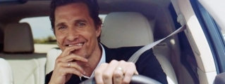 Matthew McConaughey to Star in Lincoln Ads