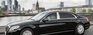 Official: Mercedes Maybach S600 Guard
