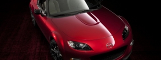Mazda MX-5 25th Anniversary Edition Headed to NYIAS