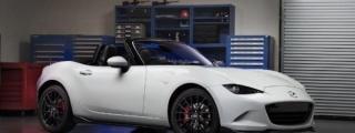 Mazda MX-5 Accessories Concept Debuts in Chicago