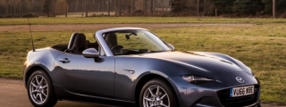 Official: Mazda MX-5 Arctic Special Edition