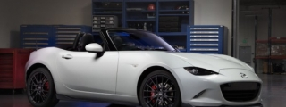 Mazda MX-5 Club Edition to Debut at NYIAS