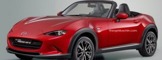 Mazda MX-5 Cross Pushes the Limits of Imagination