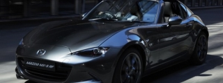 Mazda MX-5 RF UK Pricing Announced