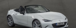 Mazda MX-5 Sport Recaro Launched in UK