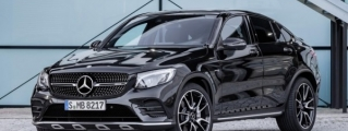 Official: Mercedes-AMG GLC 43 Coupe