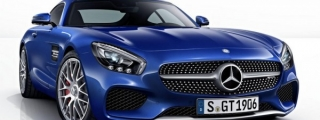 Check Out Mercedes AMG GT in All Available Colors