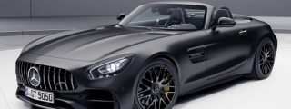 Official: Mercedes AMG GT C Roadster Edition 50
