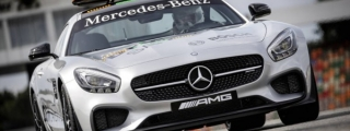 Mercedes AMG GT DTM Safety Car Unveiled