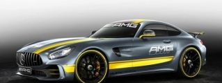 Rendering: Mercedes AMG GT R GT3