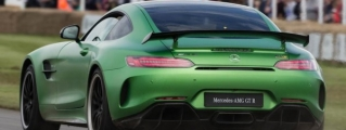 Gallery: Mercedes AMG GT R at Goodwood