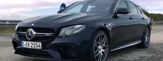 Mercedes-AMG E63 S Accelerates Like a Mad Man!