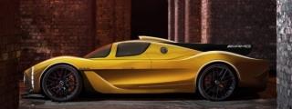Mercedes-AMG Hypercar - New Renderings Emerge