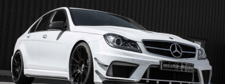 Mcchip-DKR Mercedes C63 AMG with 830 Horsepower