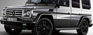 Mercedes G-Class 35 Edition Revealed
