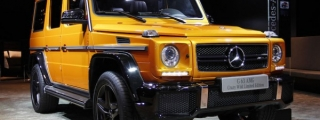 Mercedes G63 AMG Crazy Wild Limited Edition