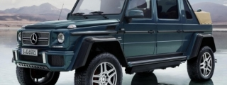 Mercedes Maybach G650 Landaulet Goes Official