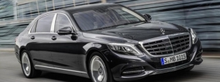 Mercedes-Maybach S-Class Officially Unveiled