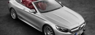 Mercedes S-Class Cabriolet Goes Official