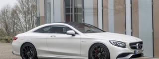 Mercedes S63 AMG Coupe 4MATIC Makes NY Debut