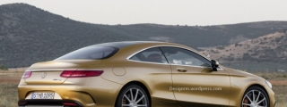 This Is What Mercedes S63 AMG Coupe May Look Like