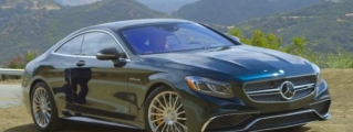 2015 Mercedes S65 AMG Coupe Gets Reviewed
