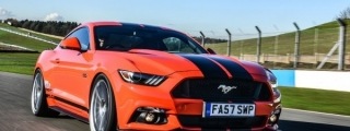 Tuned for Europe: Milltek Ford Mustang GT