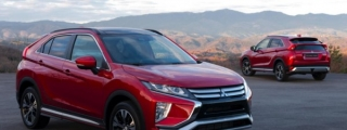 Mitsubishi Eclipse Cross Officially Unveiled