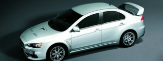 Mitsubishi Lancer Evo FQ-440 Anniversary Edition for UK
