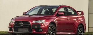 Mitsubishi Lancer Evolution Final Edition Up for Charity Auction