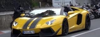 Loaded DMC Aventador Molto Veloce Spotted in Monaco