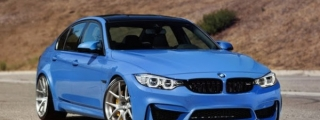 MORR Wheels BMW M3 Is the First in U.S.