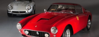 Multi-Million-Pound Ferraris to be Auctioned by H&H Classics